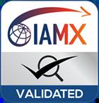 Logo IAMX